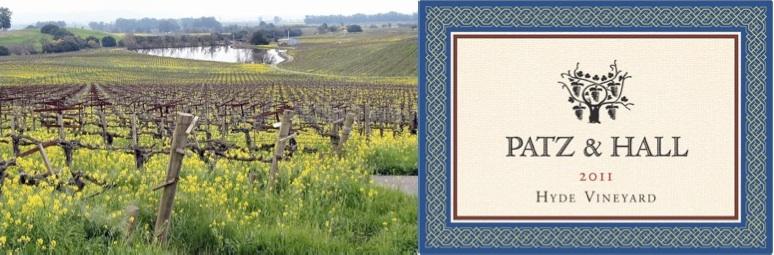 Patz Amp Hall Hyde Vineyard Chardonnay And Pinot Noir Spec