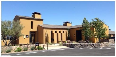 The Fancy Patz & Hall  tasting facility