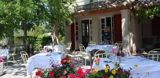 The Terrace at Domaine de Cabasse