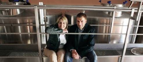 Catherine & Stéphane Chaumont Lopez